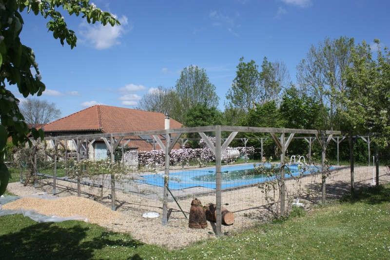 Vente maison / villa Condat sur trincou 345000€ - Photo 2
