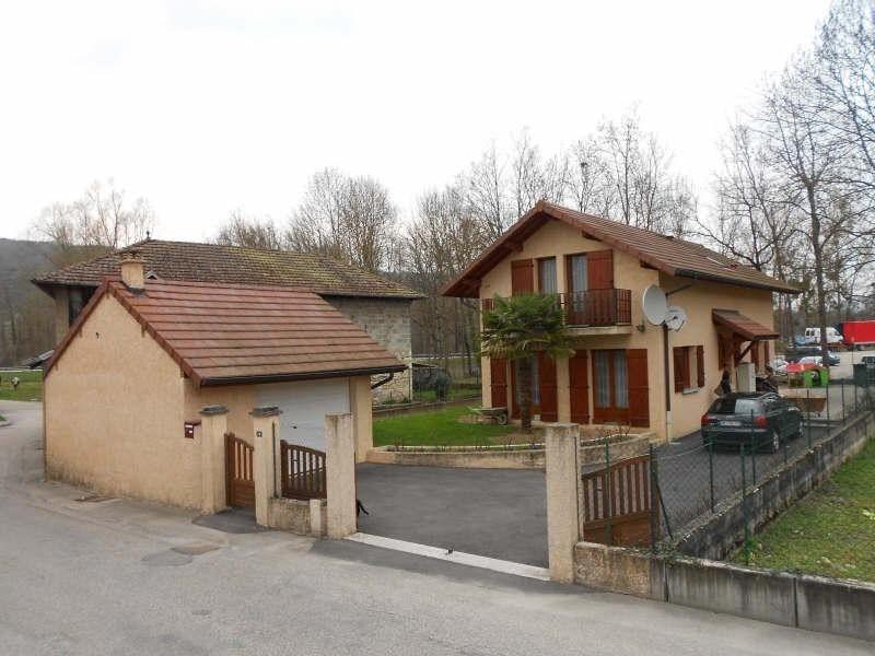 Verkoop  huis Yenne 214000€ - Foto 1