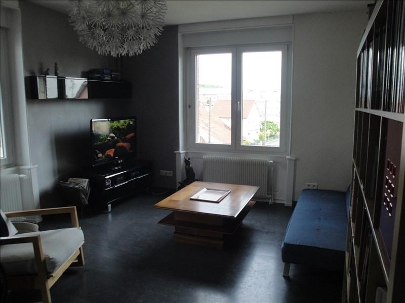 Verkoop  appartement Montbeliard 158000€ - Foto 1