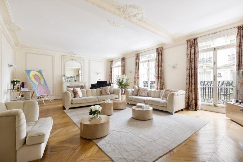 Venta de prestigio  apartamento Paris 16ème 2990000€ - Fotografía 1