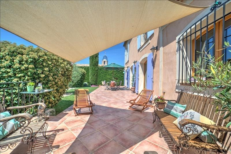 Deluxe sale house / villa Chateauneuf le rouge 675 000€ - Picture 1