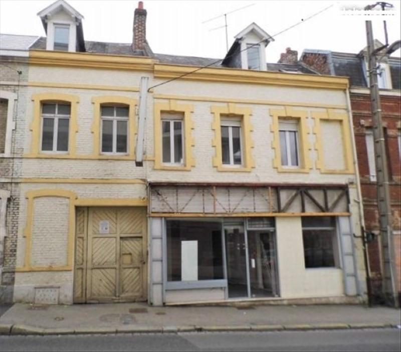 Produit d'investissement immeuble St quentin 143900€ - Photo 1