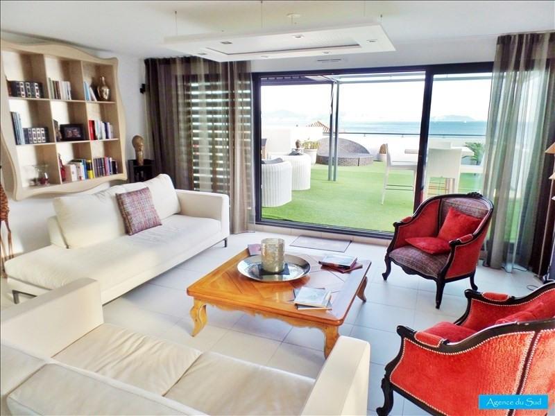 Vente de prestige appartement La ciotat 1540000€ - Photo 3