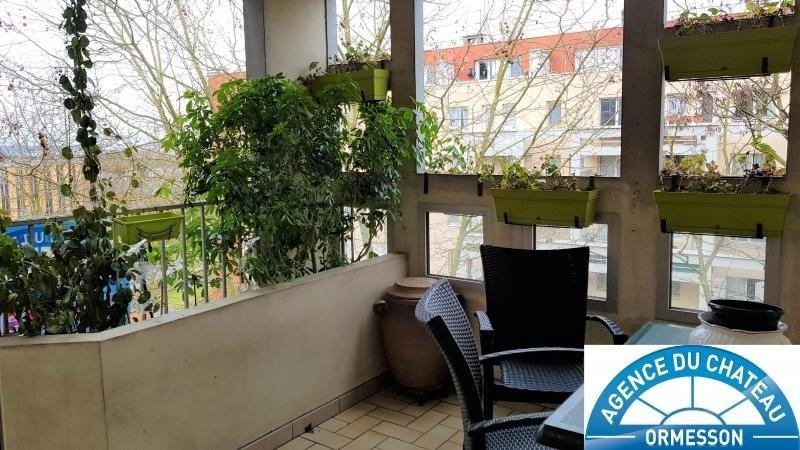 Sale apartment Noisy le grand 222000€ - Picture 1