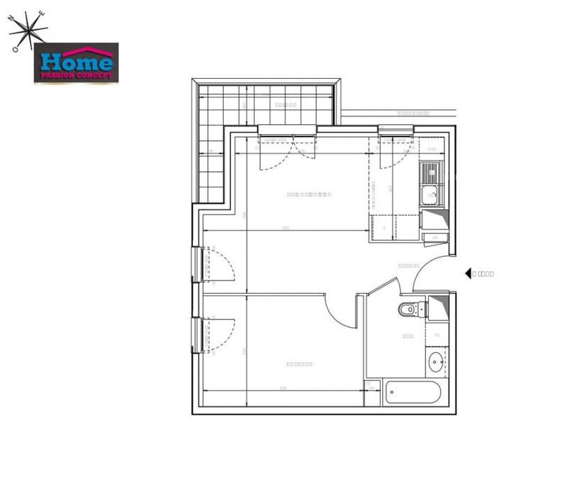 Sale apartment Rueil malmaison 296000€ - Picture 2