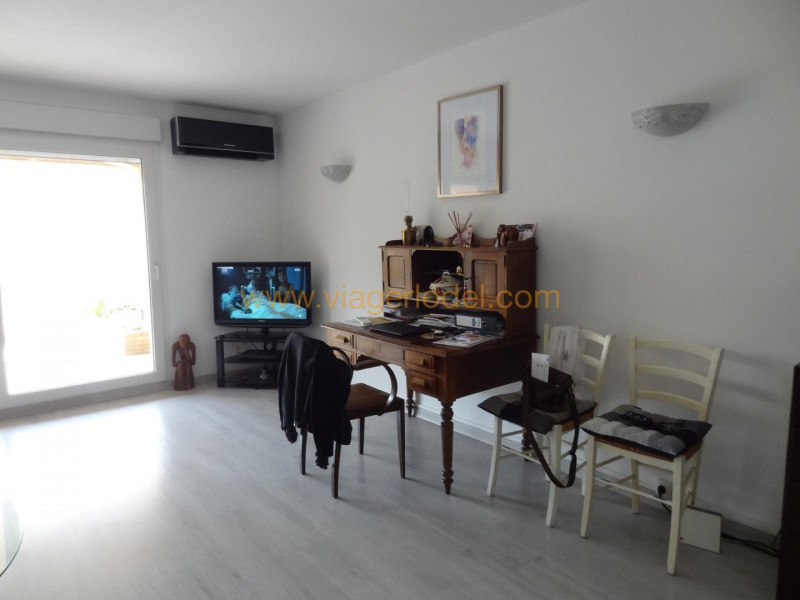 Life annuity apartment Narbonne 15 000€ - Picture 4