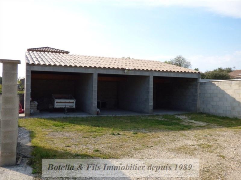 Vente maison / villa Goudargues 237000€ - Photo 10