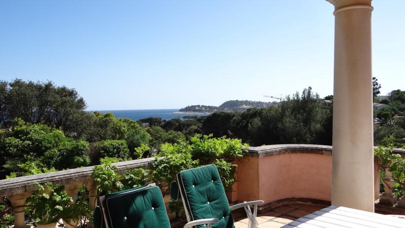 Vacation rental house / villa Cavalaire sur mer 4200€ - Picture 25