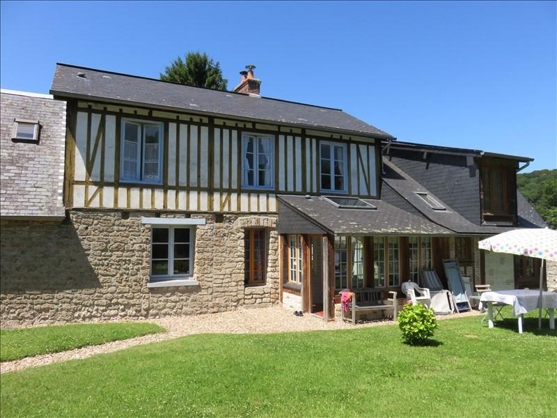 Sale house / villa Barneville 499000€ - Picture 3