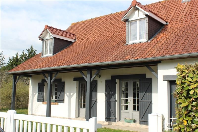 Vente maison / villa Fort mahon plage 369500€ - Photo 1