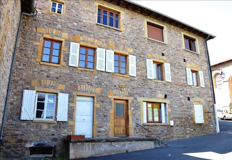 Vente maison / villa St laurent d oingt 177000€ - Photo 1
