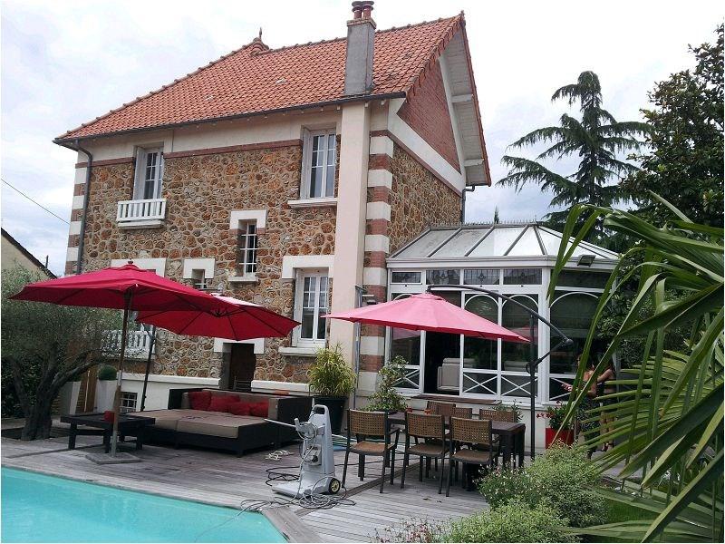 Vente maison / villa Savigny sur orge 630000€ - Photo 4