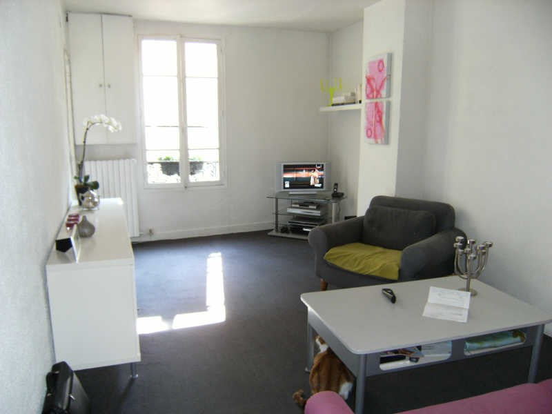 Rental apartment St germain en laye 825€ CC - Picture 1