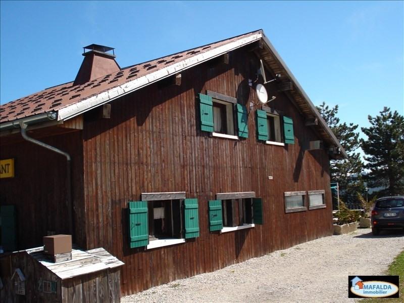 Vente de prestige maison / villa Brizon 689000€ - Photo 1