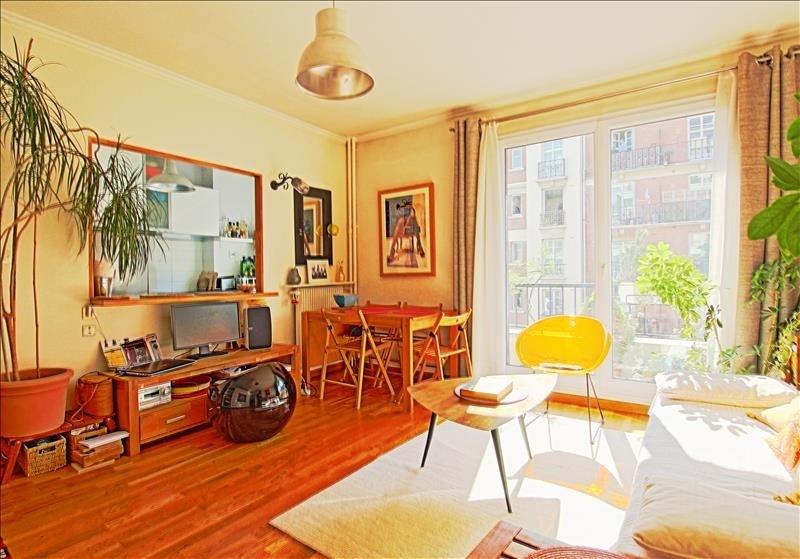 Vendita appartamento Paris 10ème 437000€ - Fotografia 2