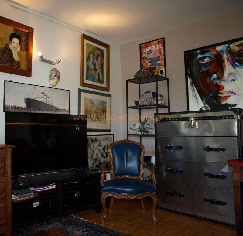 Vendita nell' vitalizio di vita appartamento Lyon 3ème 54000€ - Fotografia 2