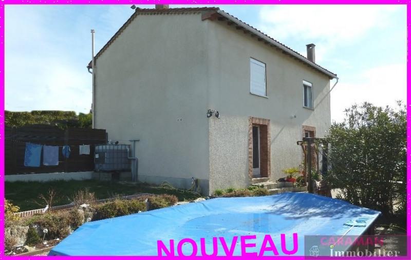 Vente maison / villa Caraman  10 minutes 175000€ - Photo 1