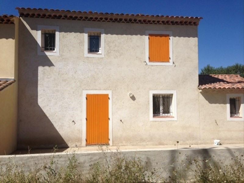 Sale house / villa Pierrevert 262500€ - Picture 1