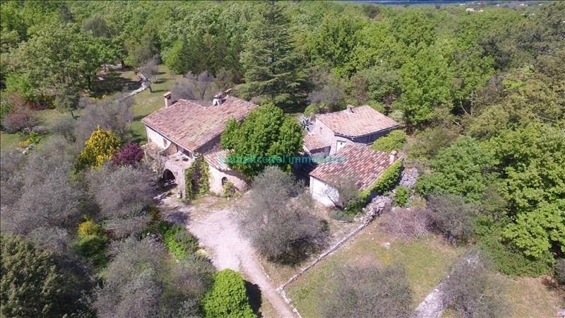 Vente de prestige maison / villa Saint cezaire sur siagne 599000€ - Photo 1