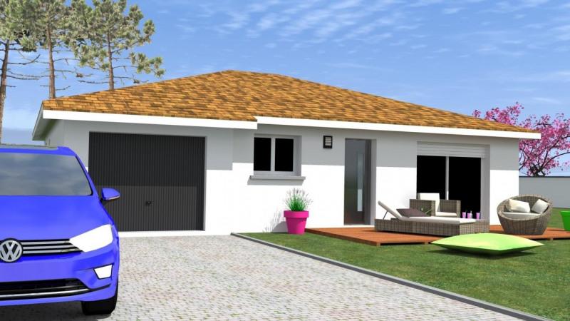 Maison  4 pièces + Terrain 866 m² Carresse-Cassaber par MAISONS CONFORECO - AGENCE MONT DE MARSAN