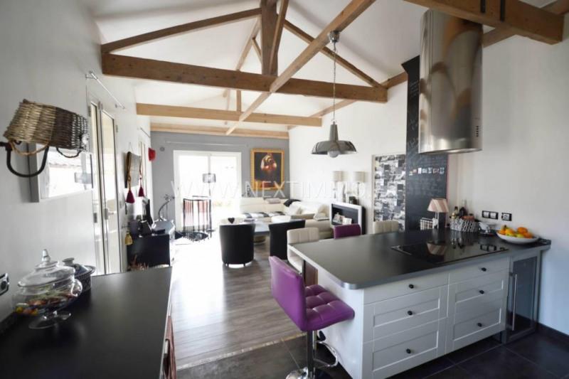 Vente de prestige maison / villa Beausoleil 579000€ - Photo 1