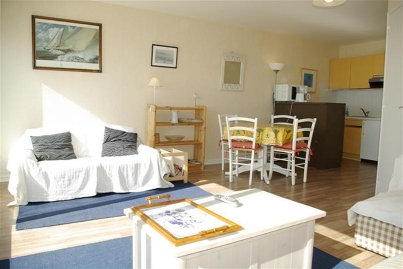 Verhuren vakantie  appartement Le touquet-paris-plage 431€ - Foto 2