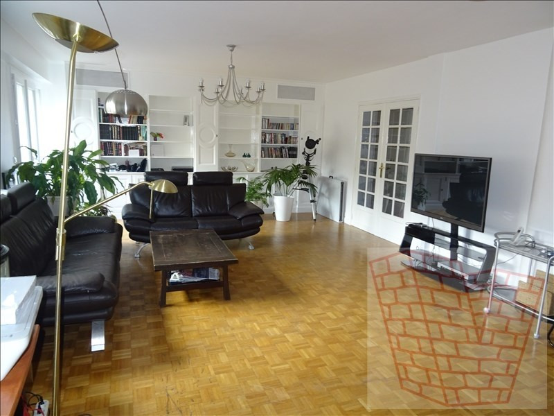 Deluxe sale apartment Asnieres sur seine 1 200 000€ - Picture 2