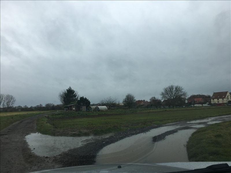 Vente terrain Brebieres 17500€ - Photo 1