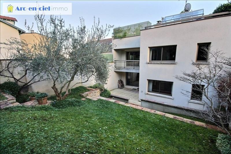Revenda residencial de prestígio casa Suresnes 1495000€ - Fotografia 2