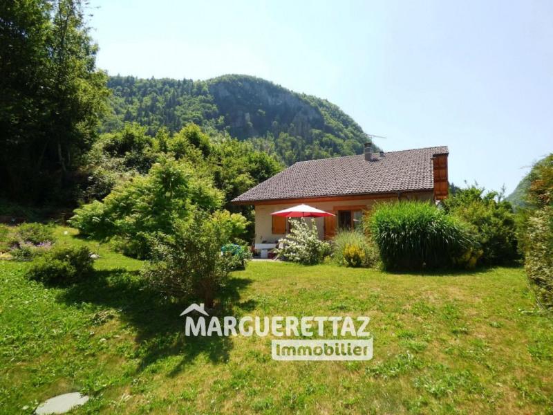 Sale house / villa Mieussy 346000€ - Picture 2