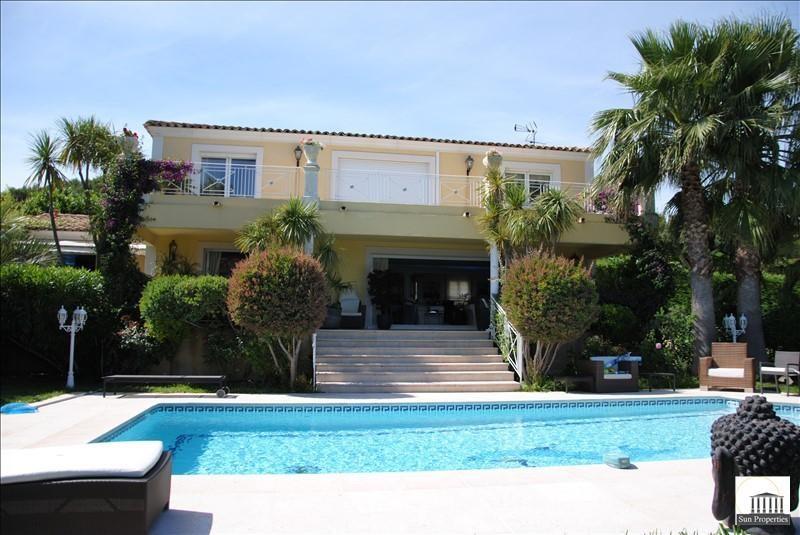 Vente de prestige maison / villa Le golfe juan 1780000€ - Photo 4