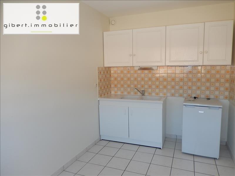 Location appartement Aiguilhe 414€ CC - Photo 1