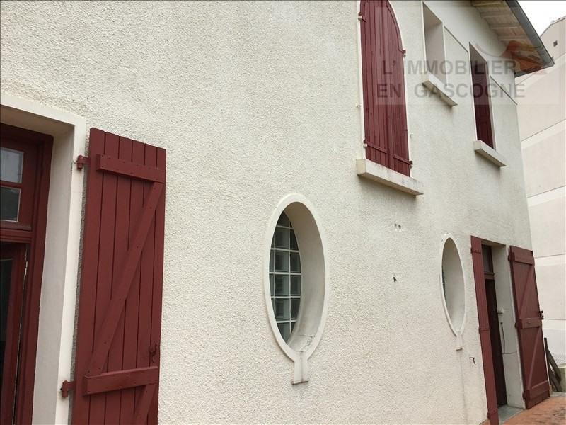 Verkoop  huis Auch 139000€ - Foto 1