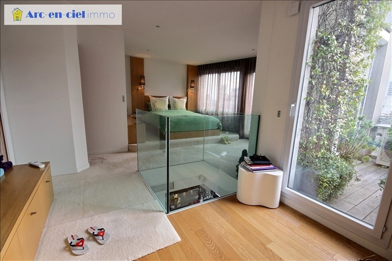 Deluxe sale apartment Courbevoie 897 000€ - Picture 9