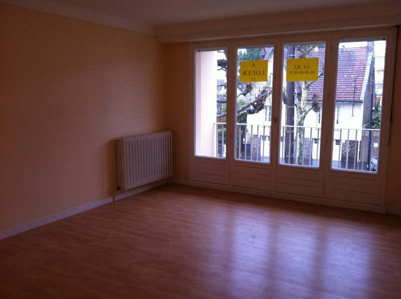 Rental apartment Nantes 735€ CC - Picture 1