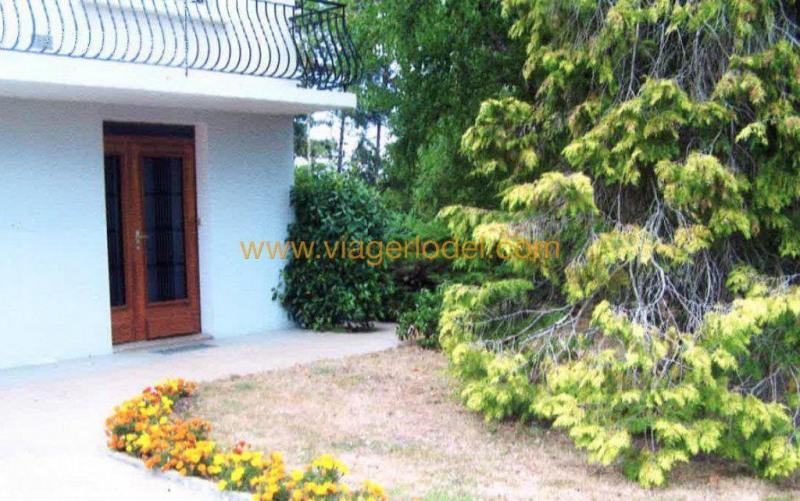 Lijfrente  huis Lezigne 95000€ - Foto 11