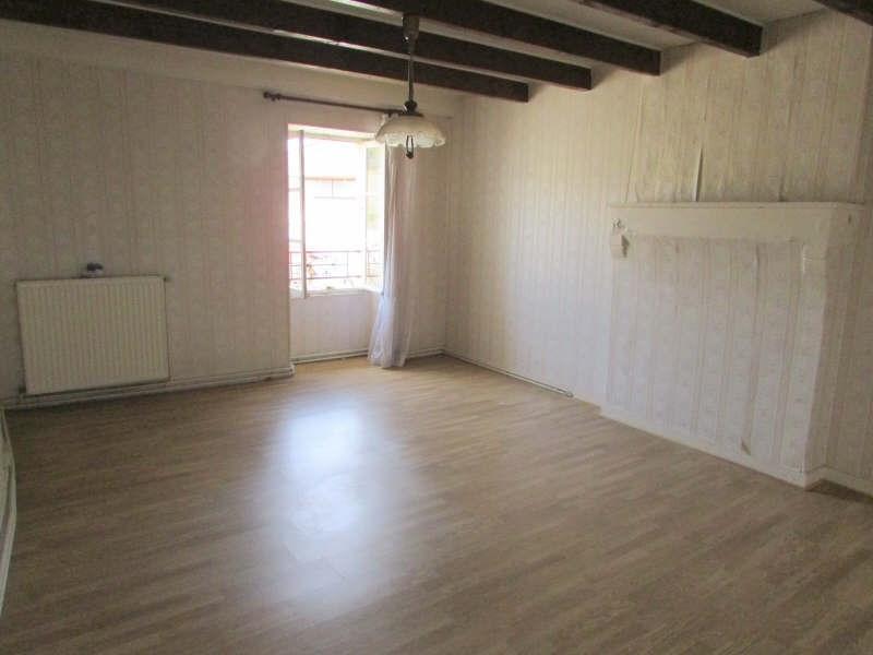 Vente maison / villa Aigre 84000€ - Photo 6