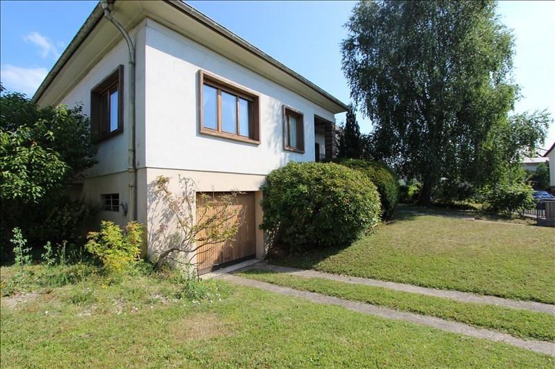 Vente maison / villa Strasbourg 525000€ - Photo 1