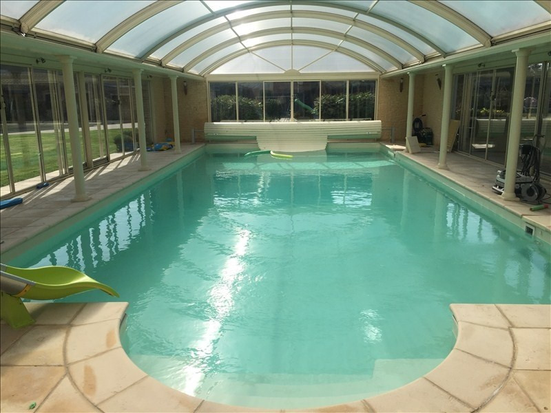 Sale house / villa St quentin 470000€ - Picture 2