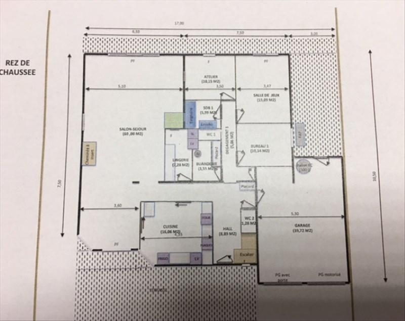 Vente de prestige maison / villa Orvault 628950€ - Photo 9