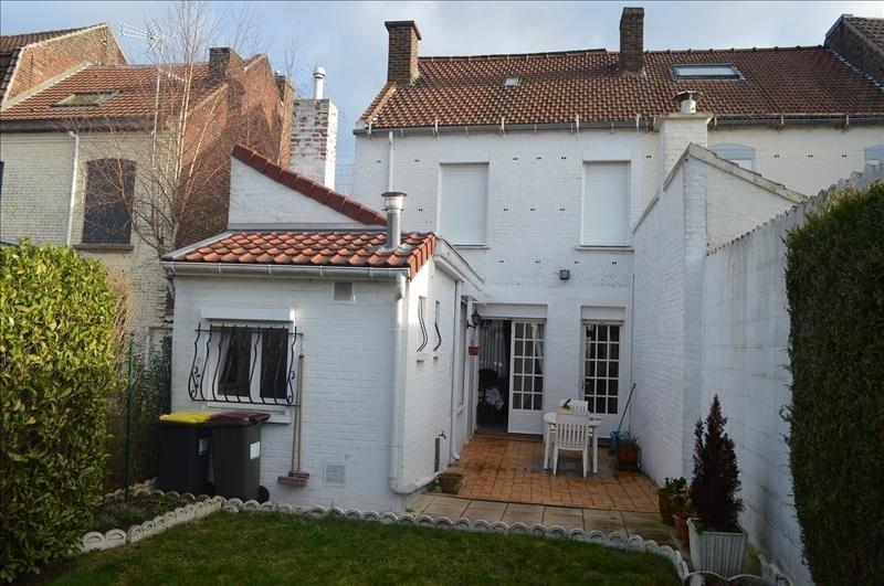 Sale house / villa Henin beaumont 114950€ - Picture 1