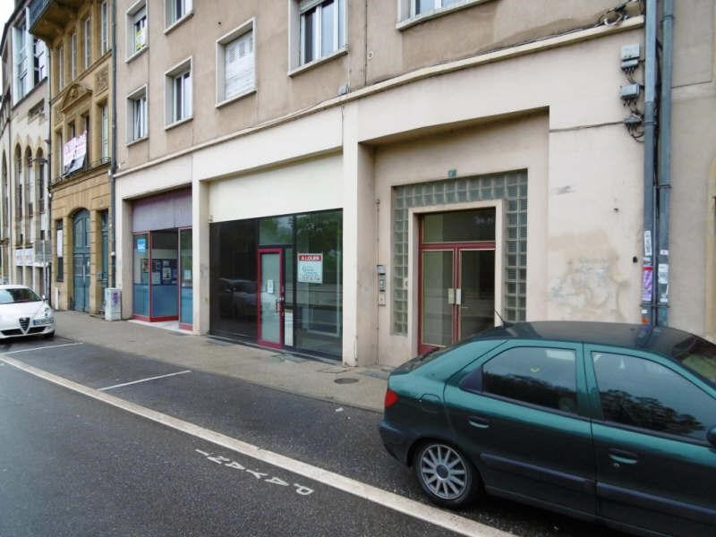 Location Local commercial Metz 0