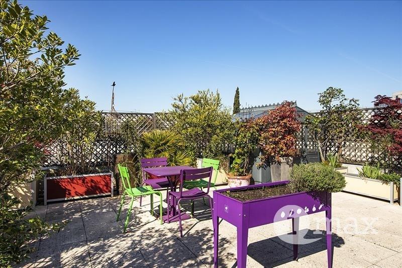 Vente de prestige appartement Levallois perret 1399000€ - Photo 8