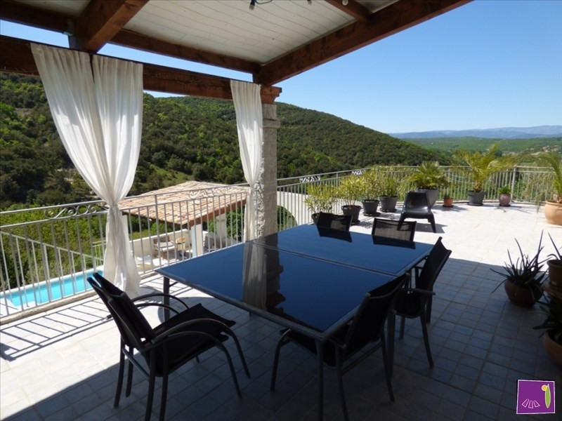 Vente maison / villa Ruoms 399 000€ - Photo 13
