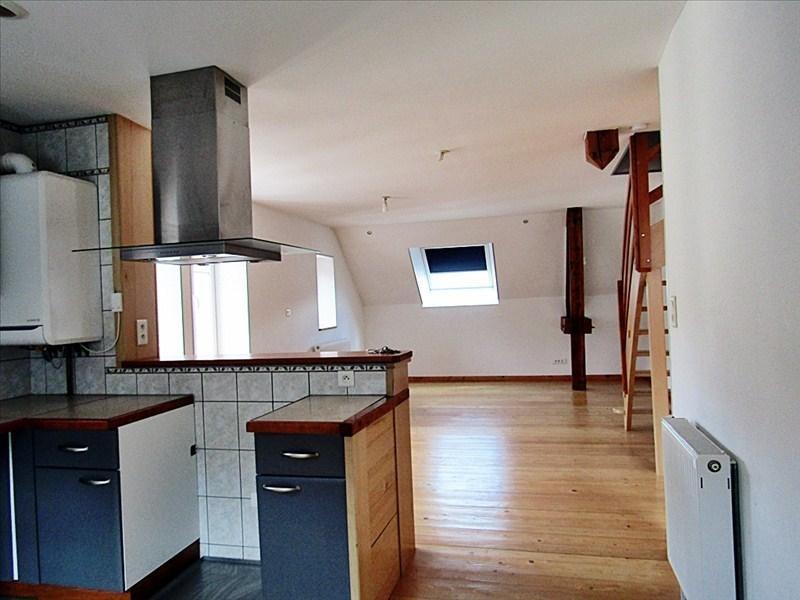 Rental apartment Raon l etape 495€ CC - Picture 2
