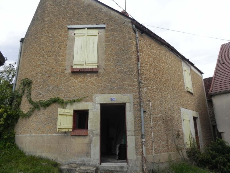 Vente maison / villa Arcy sur cure 50 000€ - Photo 1
