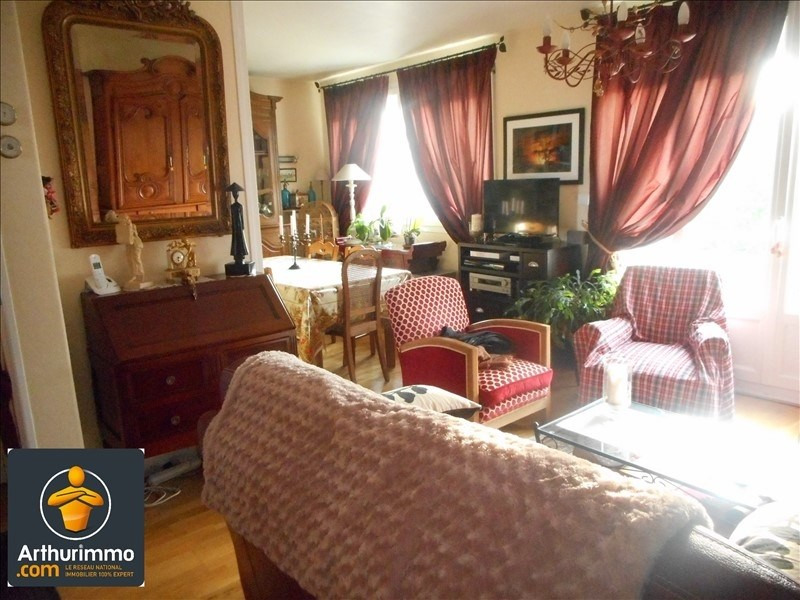 Sale apartment Fecamp 92 600€ - Picture 1