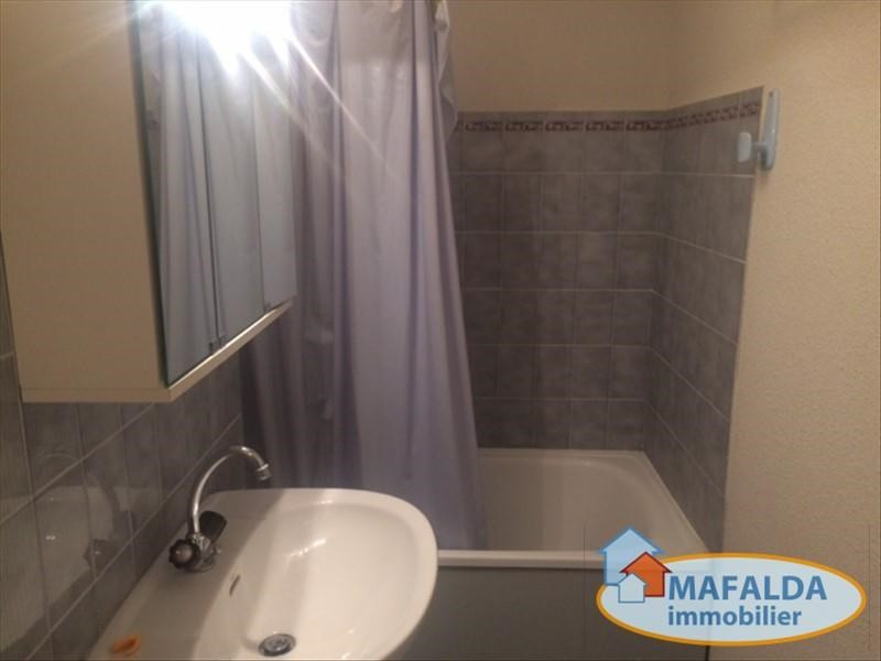 Vente appartement Mont saxonnex 54 500€ - Photo 4