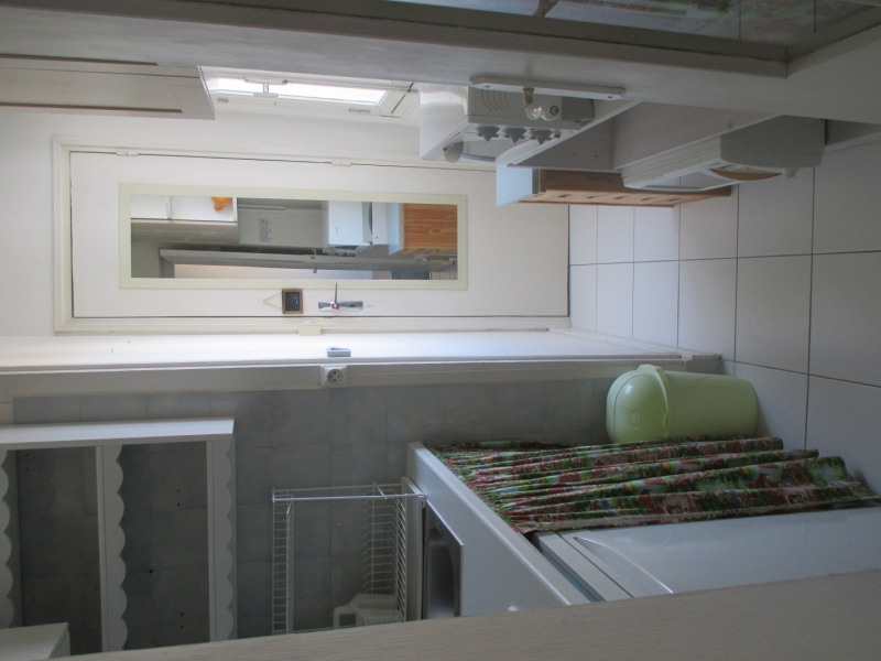 Rental apartment Paris 14ème 835€ CC - Picture 2