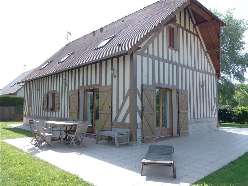 Vente maison / villa Blonville sur mer 430000€ - Photo 1